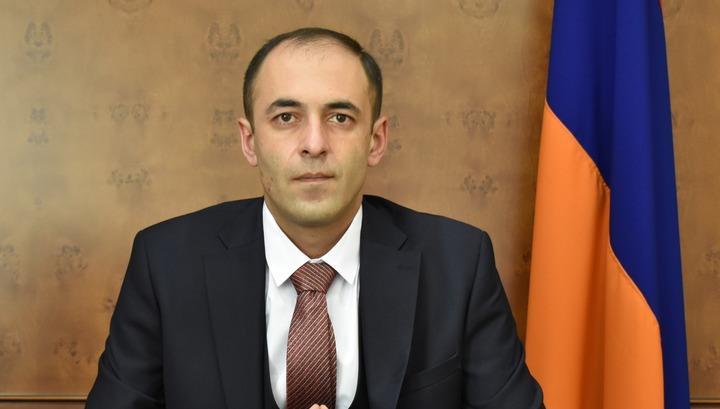 Yerevan.Today | Տիգրան Ոլիխանյանը նշանակվել է ՊՎԾ պետ