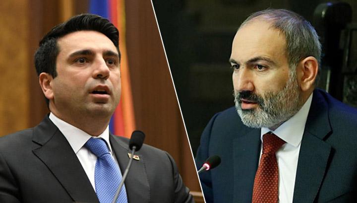 Yerevan.Today | Նիկոլ Փաշինյան-Ալեն Սիմոնյան անարդյունավետ համագործակցությունը․ «Դեժավյու»