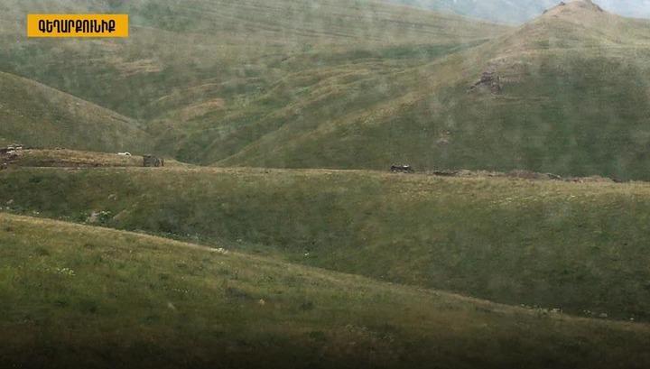 Ադրբեջանական կրակոցները ուղղված են եղել ՀՀ Զինված ուժերի դեմ․ ՄԻՊ
