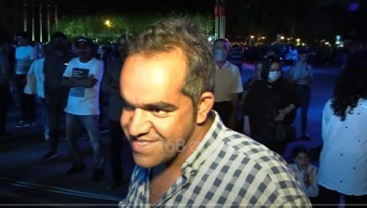 Հարյուրավոր ազերիներ մասնակցել են Փաշինյանի գունագեղ տոնակատարությանը, անգամ չեն խորշել հարցազրույցներ տալ հայկական լրատվամիջոցներին
