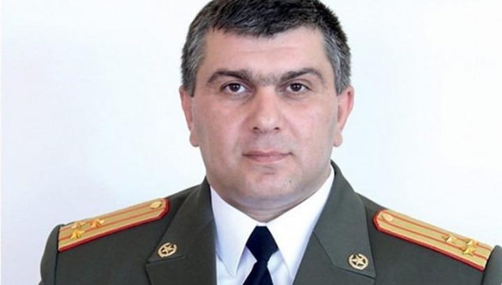 Գրիգորի Խաչատուրովն ազատվել է 3-րդ բանակային կորպուսի հրամանատարի պաշտոնից